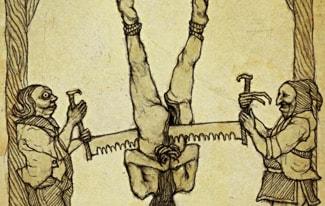 10 самых жестоких пыток древнего мира