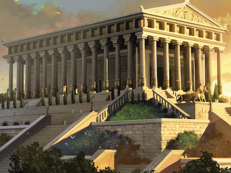 Храм Артемиды Эфесской (1)