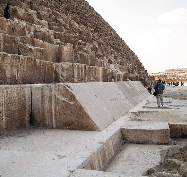 Семь чудес света Пирамида Хеопса (2)