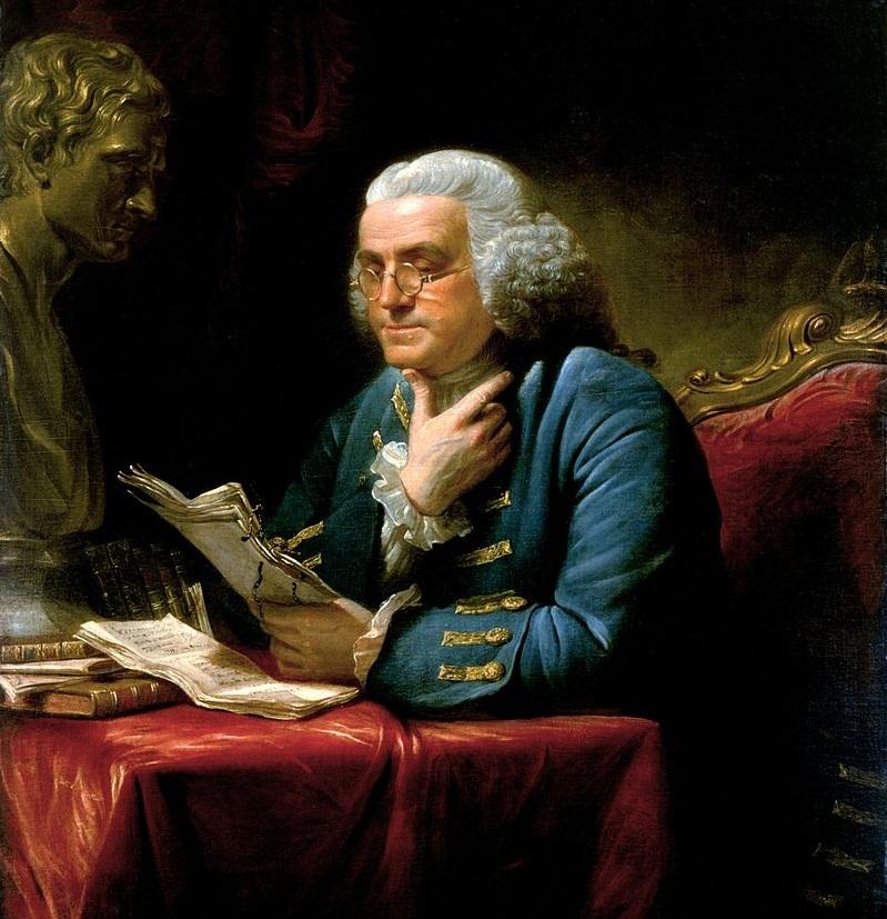 Bendzhamin-Franklin-i-ego-uspeh