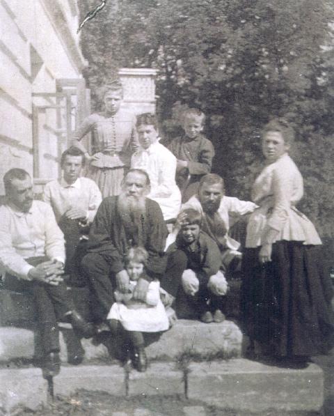 Интересные факты из жизни Толстого (1)