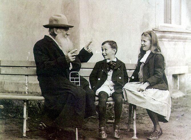 Интересные факты из жизни Толстого (10)