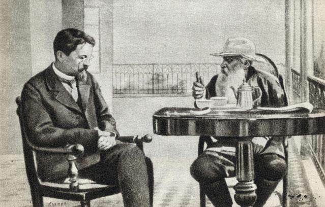 Интересные факты из жизни Толстого (4)