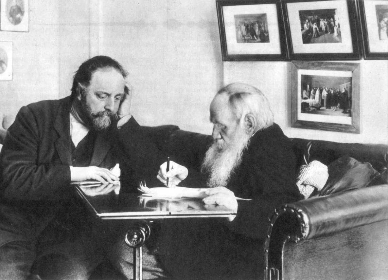 Интересные факты из жизни Толстого (5)