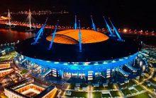 Самые большие стадионы России