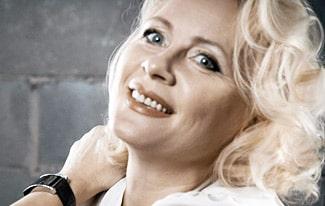 Актриса Елена Романова