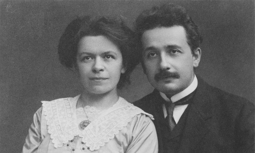 Albert-E`ynshteyn-i-Mileva-Marich