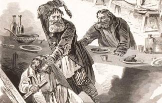 Альбом русских народных сказок и былин 1875 года
