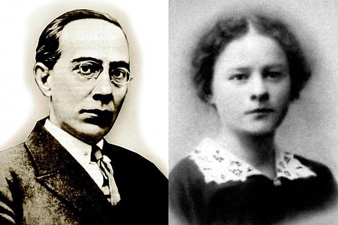 Aleksandr-Belyaev-i-ego-zhena-Margarita