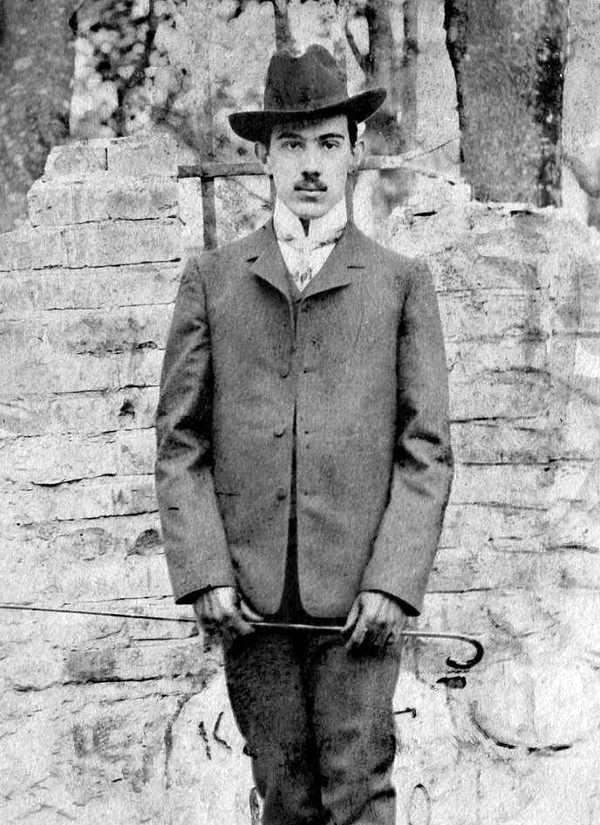 Aleksandr-Belyaev-v-Smolenske-1905-god