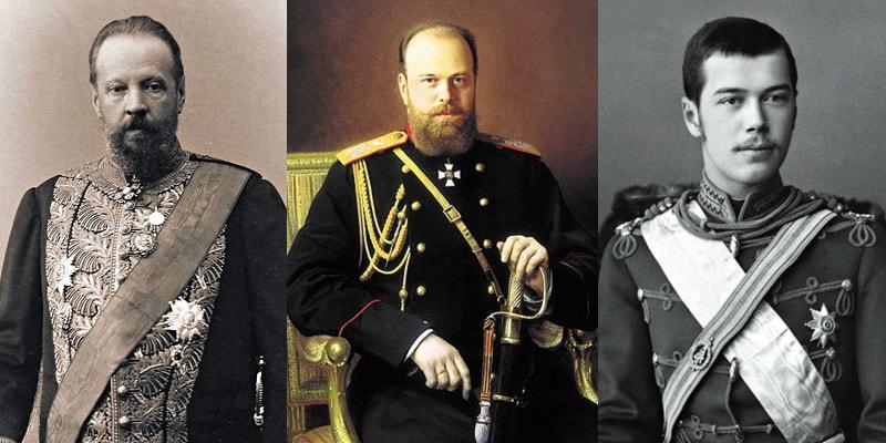 Aleksandr-III-Vitte-i-Nikolay-II