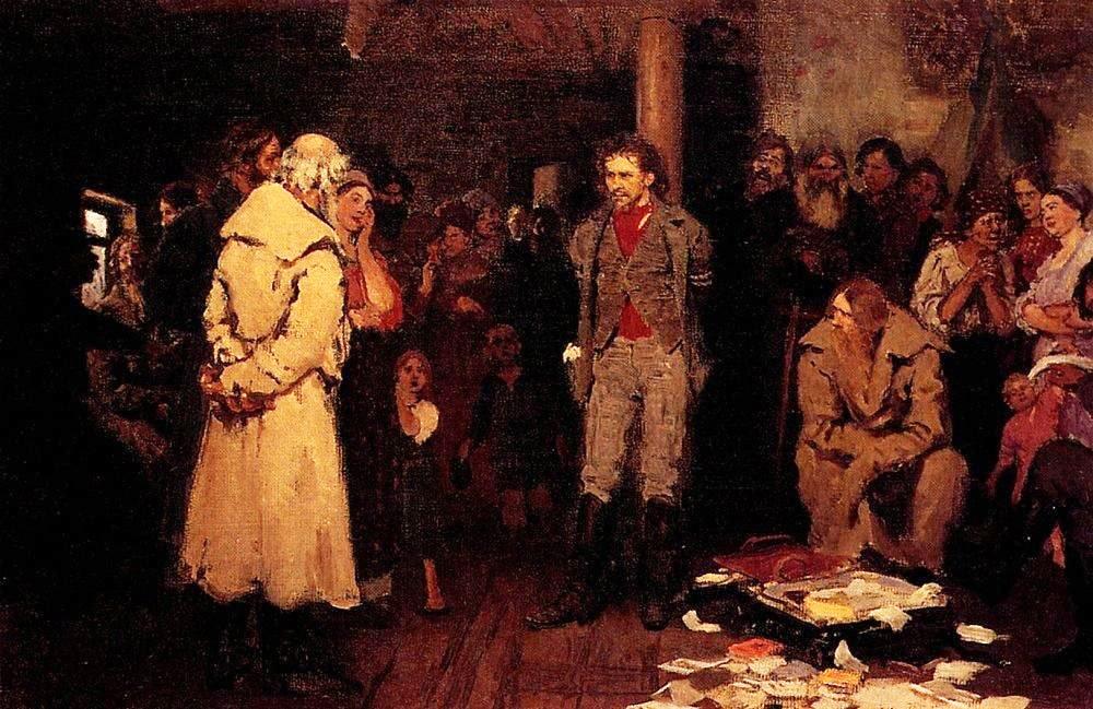 Arest-propagandista.-1878