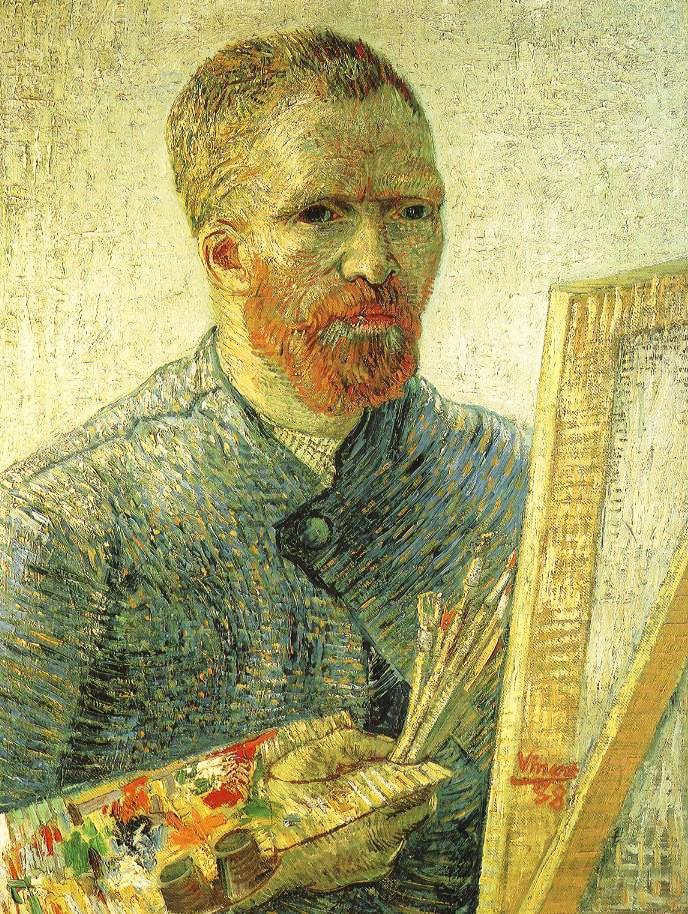 Avtoportret.-Kak-hudozhnik-1888