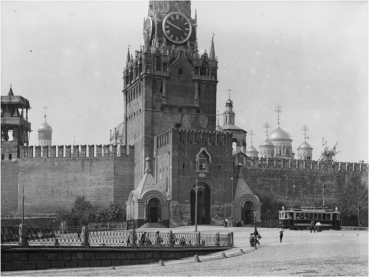 Beklemishevskaya-Moskvoretskaya-bashnya