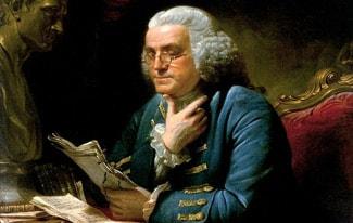 Интересные факты из жизни Бенджамина Франклина