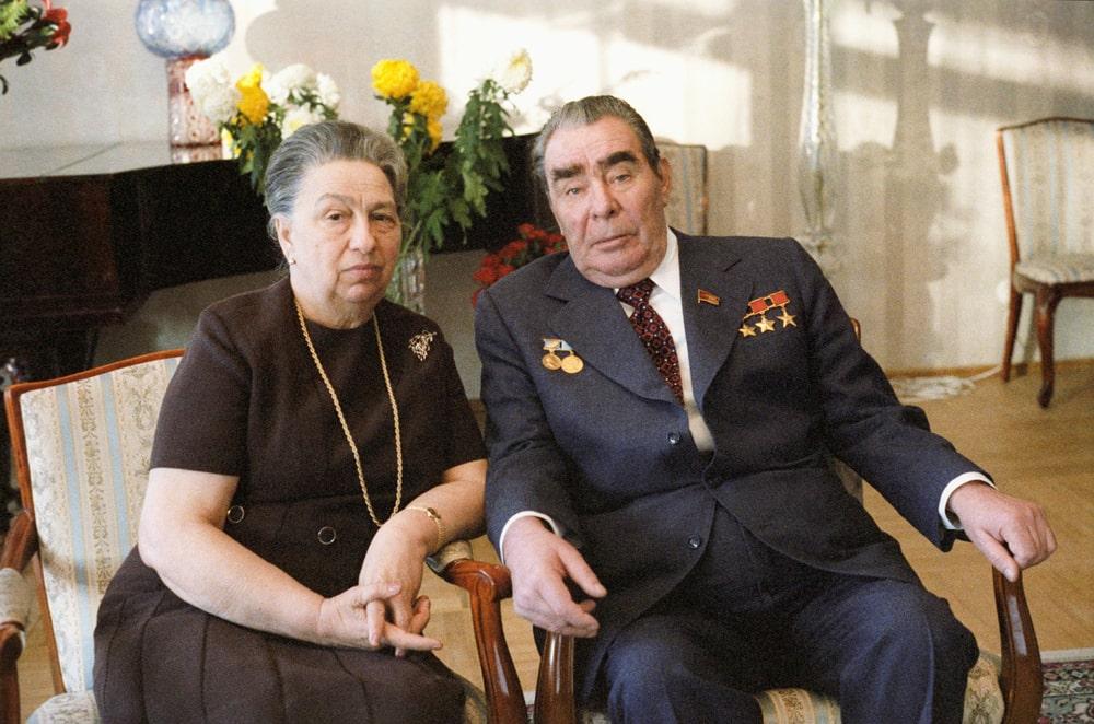 Brezhnev-s-zhenoy-interesnyefakty.org