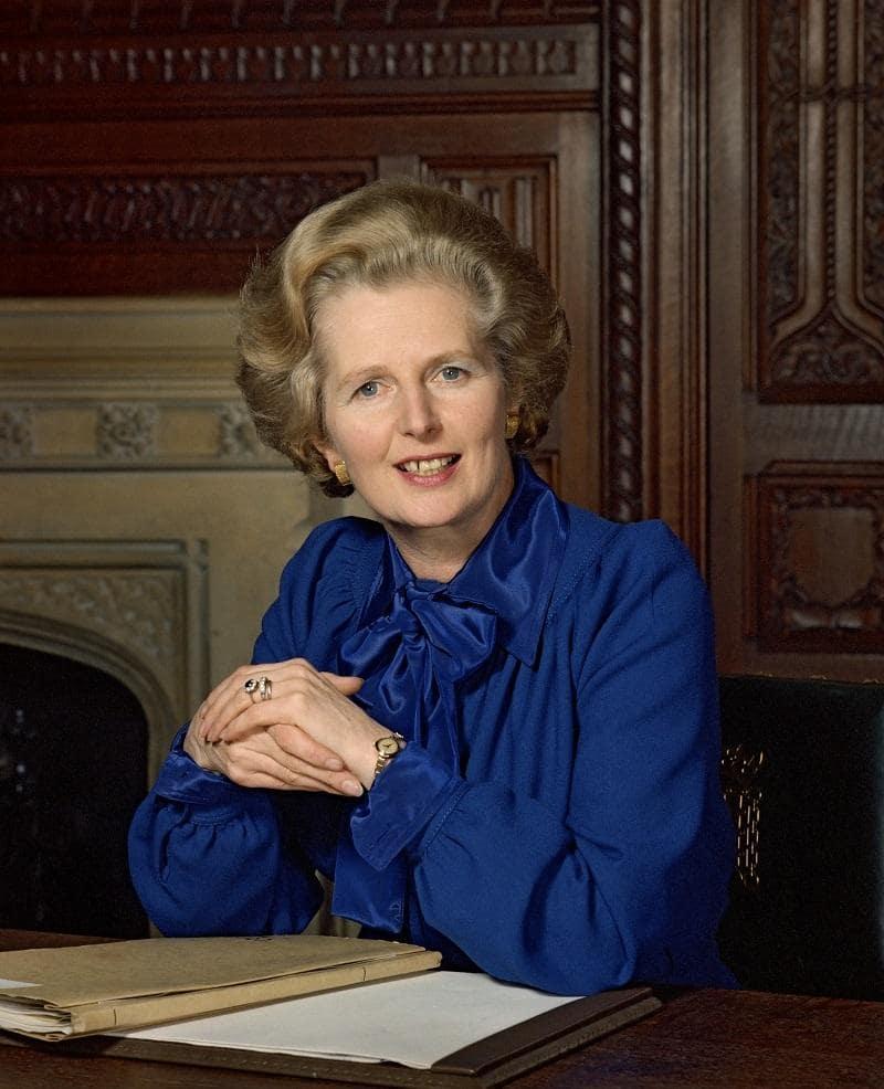 Britanskij-politik-Margaret-Tetcher