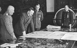 Что сорвало немецкий план «Барбаросса»