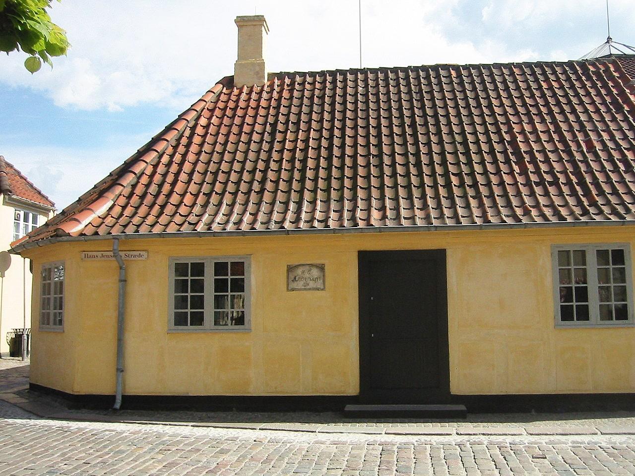 Dom-Andersena-v-Odense