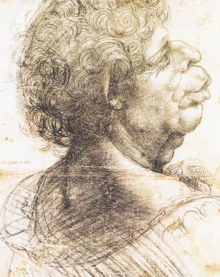 E`skiz-grotesknogo-portreta