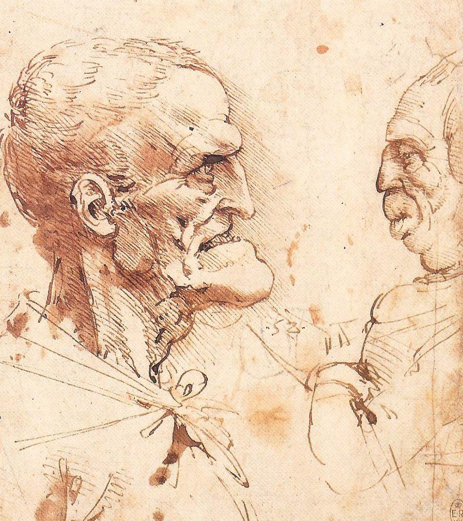 E`skiz-grotesknyih-portretov-v-profil