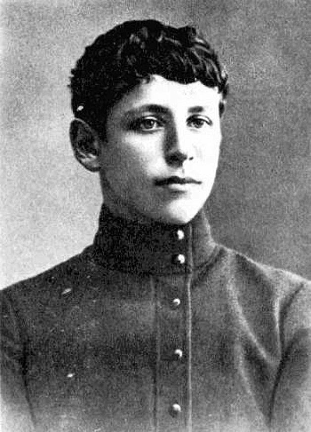 Evgeniy-SHvarts-v-yunosti