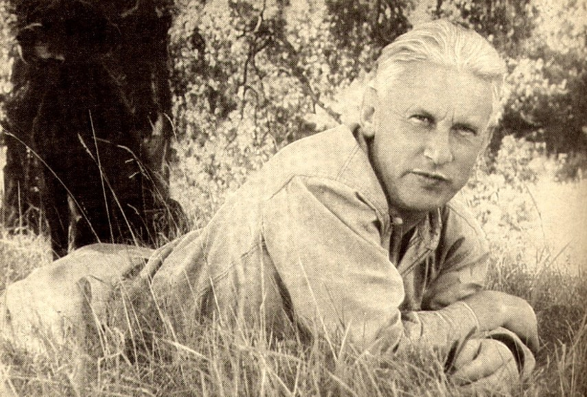Fadeev-na-dache-1952