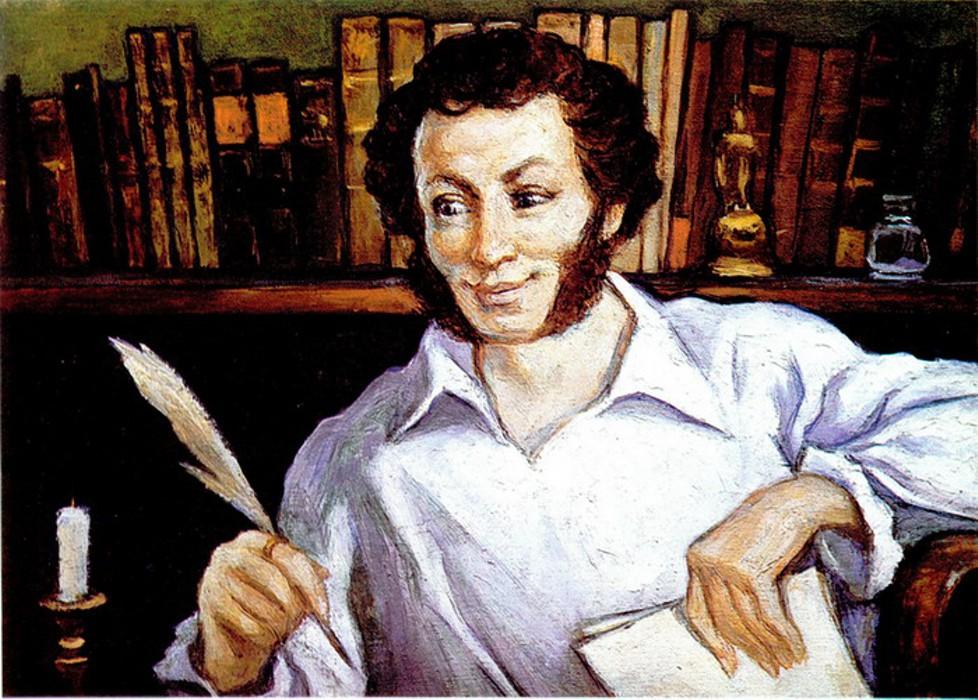 Интересные факты про пушкина доклад 5903