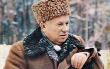 Уникальные фото Хрущева