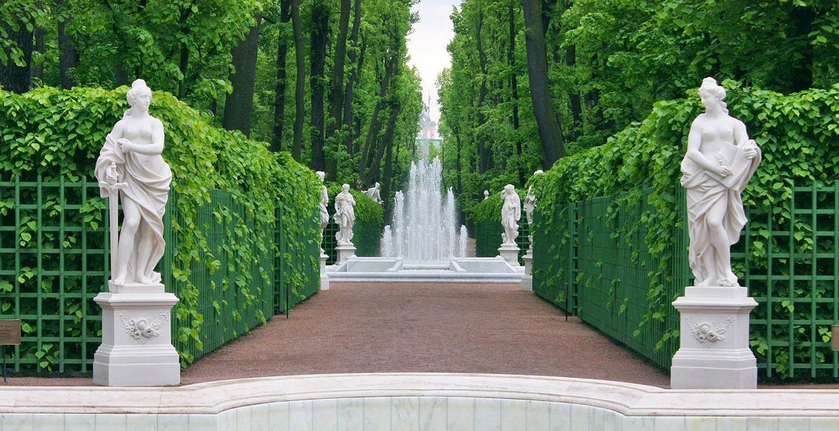 выращивали оформление летнего сада картинки с пояснениями также является