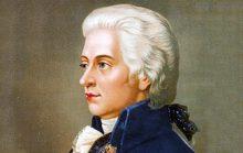 Подборка уникальных фото Моцарта