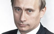 Редкие фото Владимира Путина