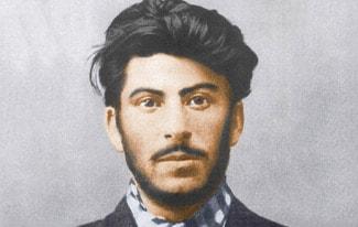 Уникальные фото Сталина