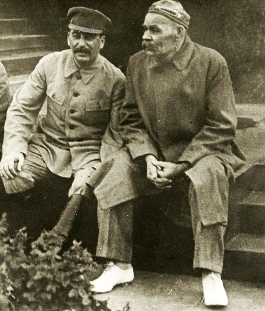 Foto-Stalina-s-Maksimom-Gorkim