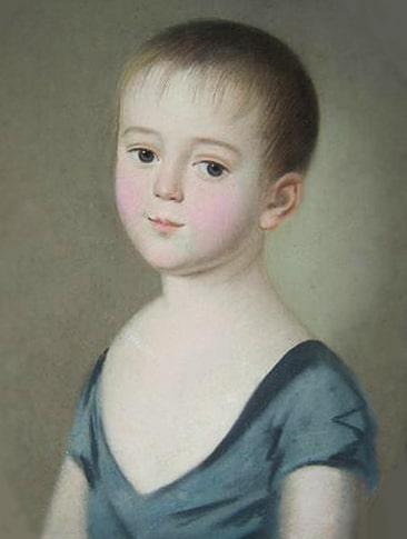 Fyodor-Tyutchev-v-detstve