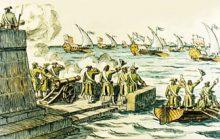 Гангутское сражение: славная победа русского флота