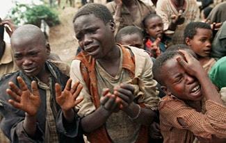 Геноцид в Руанде: ужас конца 20 века
