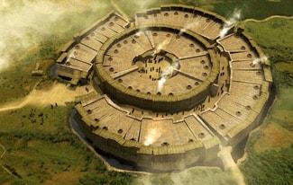 Город Аркаим