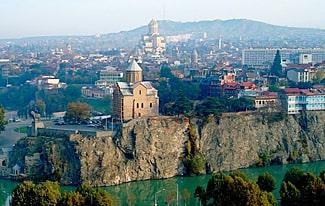 18 интересных фактов о Тбилиси