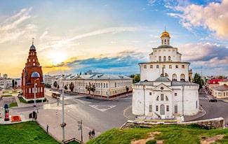 16 интересных фактов о городе Владимир