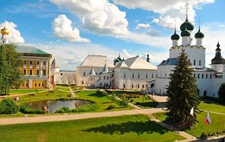 Интересные факты о Золотом Кольце России