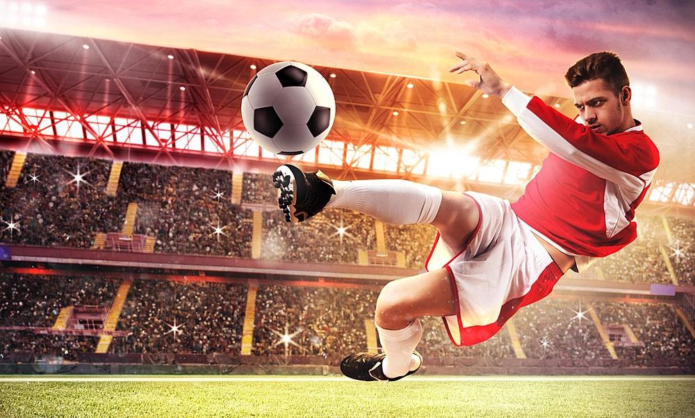 Футбольные интересные картинки
