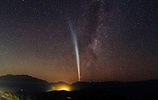 16 интересных фактов о кометах