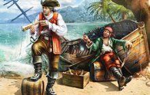 21 интересный факт о пиратах