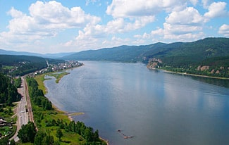 12 интересных фактов о реке Енисей