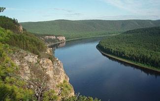 11 интересных фактов о реке Лена