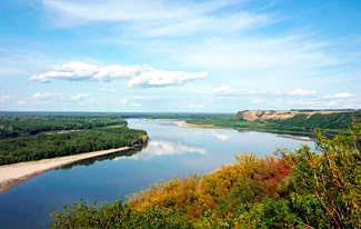 11 интересных фактов о реке Обь