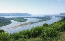12 интересных фактов о реке Волга
