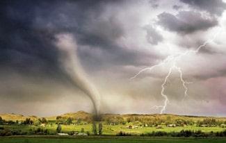 22 интересных факта о торнадо
