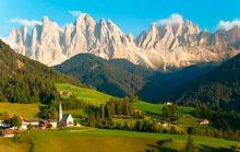 26 интересных фактов об Альпах